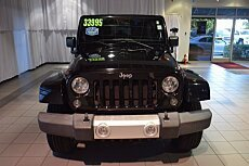 2014 Jeep Wrangler 4WD Unlimited Sahara for sale 100943995