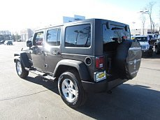 2014 Jeep Wrangler 4WD Unlimited Sport for sale 100944525