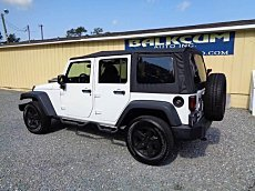 2014 Jeep Wrangler 4WD Unlimited Sport for sale 100946219