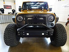 2014 Jeep Wrangler 4WD Unlimited Sahara for sale 100969321