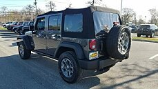 2014 Jeep Wrangler 4WD Unlimited Sport for sale 100981089