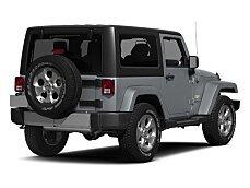 2014 Jeep Wrangler 4WD Sahara for sale 100981091
