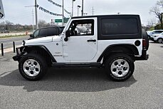 2014 Jeep Wrangler 4WD Sahara for sale 100981091