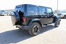2014 Jeep Wrangler 4WD Unlimited Sahara for sale 100981738