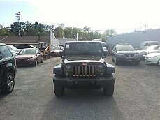 2014 Jeep Wrangler 4WD Unlimited Sahara for sale 100986697