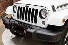 2014 Jeep Wrangler 4WD Unlimited Sahara for sale 100986841