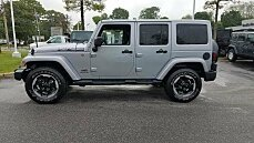 2014 Jeep Wrangler 4WD Unlimited Sahara for sale 100987084