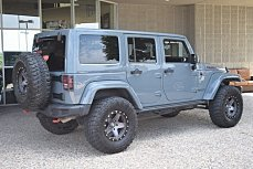 2014 Jeep Wrangler 4WD Unlimited Rubicon for sale 100988856