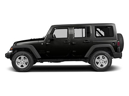 2014 Jeep Wrangler 4WD Unlimited Sport for sale 100989844