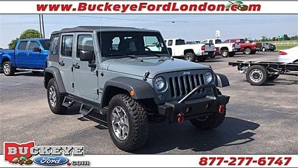2014 Jeep Wrangler 4WD Unlimited Sport for sale 100992431
