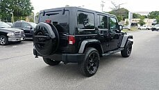 2014 Jeep Wrangler 4WD Unlimited Sahara for sale 100992634