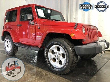 2014 Jeep Wrangler 4WD Sahara for sale 100994110