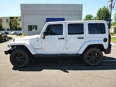 2014 Jeep Wrangler 4WD Unlimited Sahara for sale 101001608