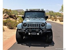 2014 Jeep Wrangler 4WD Unlimited Sahara for sale 101013986