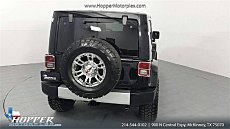 2014 Jeep Wrangler 4WD Unlimited Sahara for sale 101014874