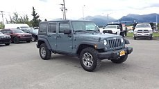 2014 Jeep Wrangler 4WD Unlimited Rubicon for sale 101016900