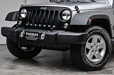 2014 Jeep Wrangler 4WD Sport for sale 101023508