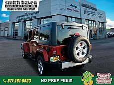 2014 Jeep Wrangler 4WD Unlimited Sahara for sale 101030087