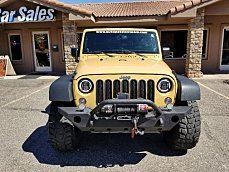 2014 Jeep Wrangler 4WD Unlimited Sport for sale 101030522