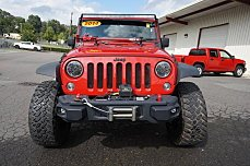 2014 Jeep Wrangler 4WD Unlimited Sport for sale 101036383