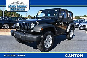 2014 Jeep Wrangler 4WD Sport for sale 101047855