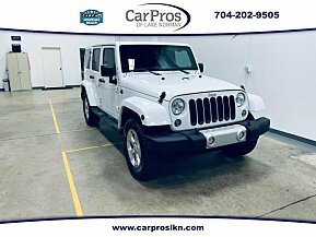 2014 Jeep Wrangler 4WD Unlimited Sahara for sale 101057111