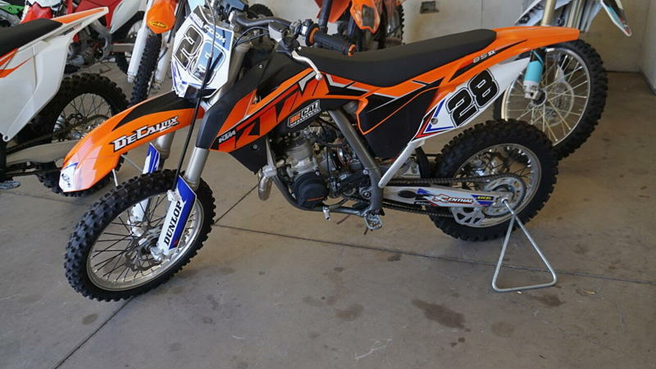 2014 KTM 85SX for sale 200610376