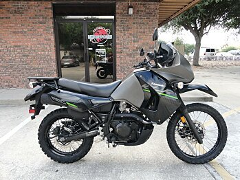 2014 Kawasaki KLR650 for sale 200589953