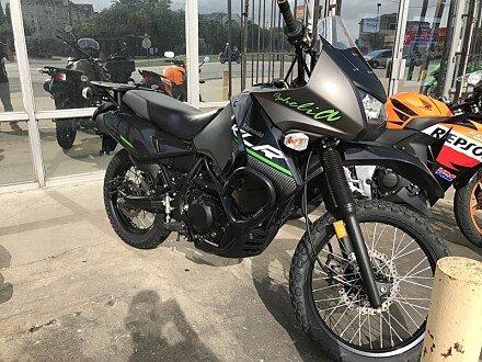 2014 Kawasaki KLR650 for sale 200465687