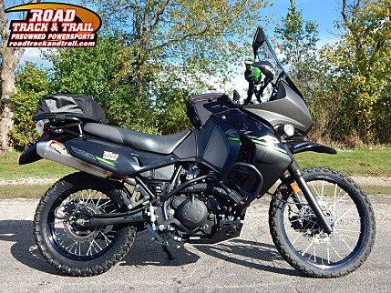 2014 Kawasaki KLR650 for sale 200632150