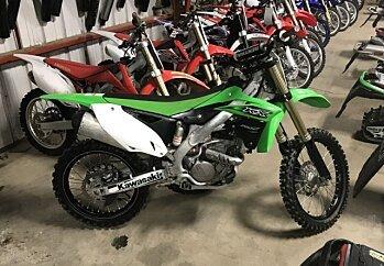 2014 Kawasaki KX250F for sale 200509481