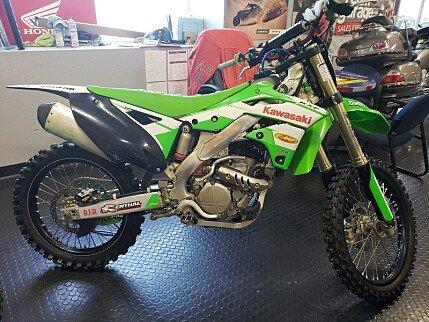 2014 Kawasaki KX250F for sale 200603465