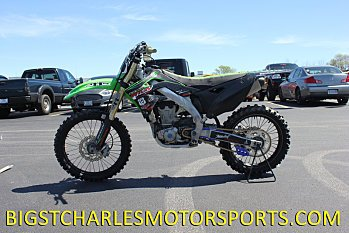 2014 Kawasaki KX450F for sale 200445646