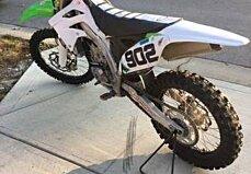 2014 Kawasaki KX450F for sale 200518748