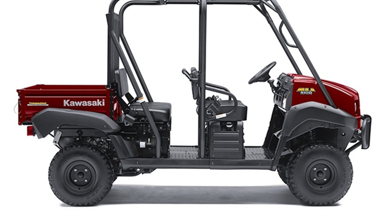 2014 Kawasaki Mule 4010 for sale 200339688