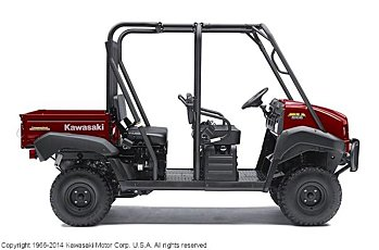 2014 Kawasaki Mule 4010 for sale 200339764
