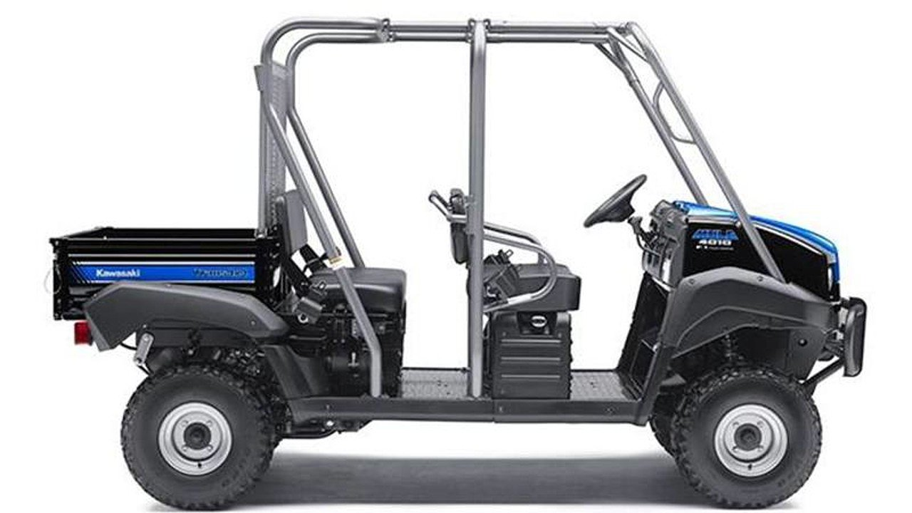 2014 Kawasaki Mule 4010 for sale 200339819