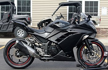 2014 Kawasaki Ninja 300 for sale 200456650