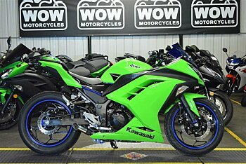 2014 Kawasaki Ninja 300 for sale 200465322