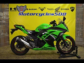2014 Kawasaki Ninja 300 for sale 200492022