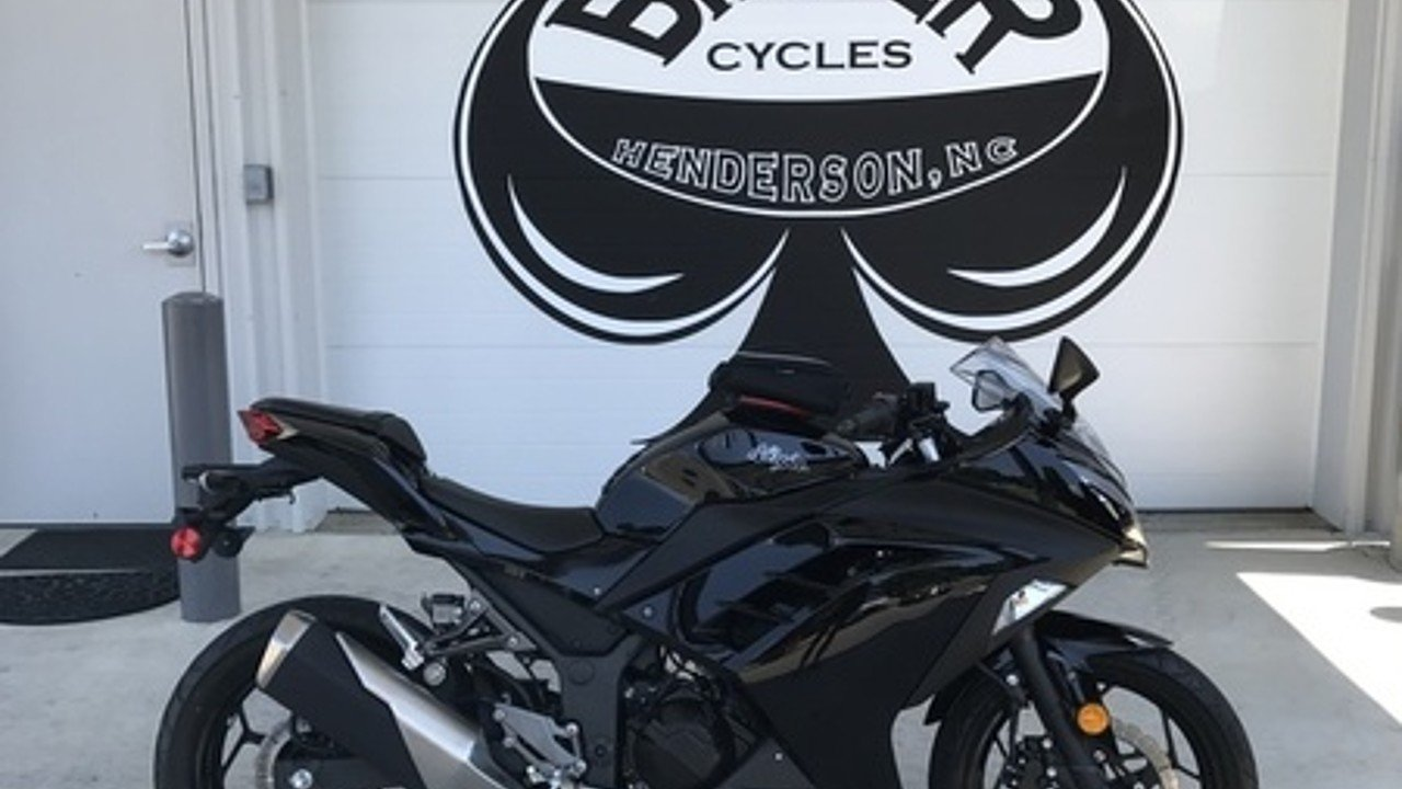 2014 Kawasaki Ninja 300 for sale 200496665