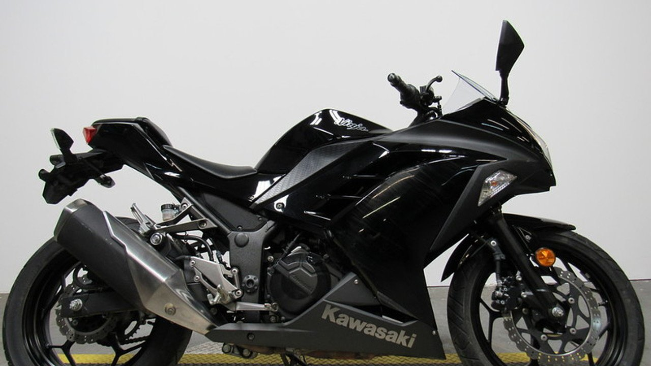 2014 Kawasaki Ninja 300 for sale 200530043