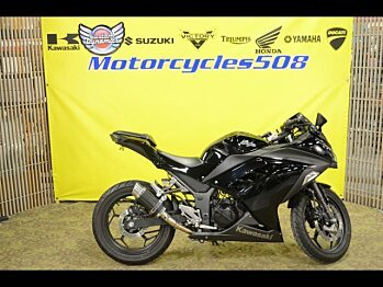 2014 Kawasaki Ninja 300 for sale 200534545