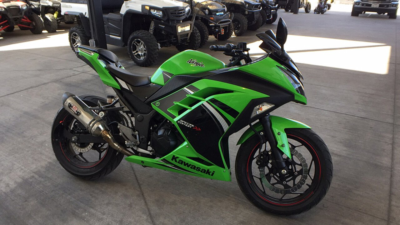 2014 Kawasaki Ninja 300 for sale 200544906