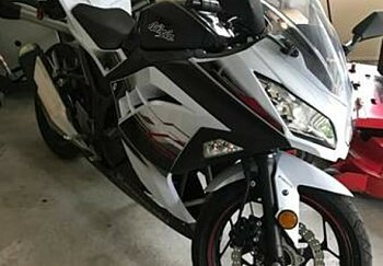 2014 Kawasaki Ninja 300 for sale 200553525