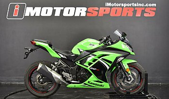 2014 Kawasaki Ninja 300 for sale 200629643