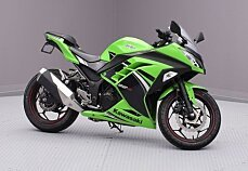 2014 Kawasaki Ninja 300 for sale 200416871