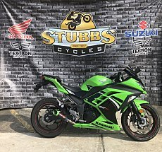2014 Kawasaki Ninja 300 for sale 200556602