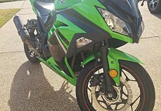 2014 Kawasaki Ninja 300 for sale 200563669