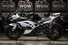 2014 Kawasaki Ninja 300 for sale 200576219